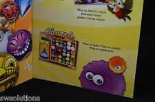 Chuzzle + Plants vs. Zombies + Bonus Games, Bejeweled 3 +More! NEW in Retail BOX