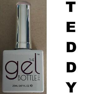 NEW The Gel Bottle Inc TGB Builder In A Bottle BIAB Teddy Gel UV LED Polish 20ml