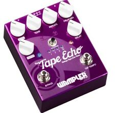 Wampler Faux Tape Echo V2 W/FREE PRIORITY SHIPPING!
