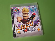 Buzz Quiz World Sony Playstation 3 PS3 Game - SCEE