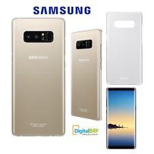Custodia Clear Cover Trasparente Plastica Originale Samsung per Note 8 SM-N950