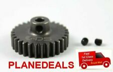 32T  M1 MOD1 Steel Pinion Gear hardened 5mm bore 32 tooth rc car d