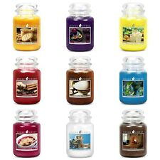 Goose Creek - DOUBLE WICK LARGE JAR CANDLE - Choice Of Fragrances