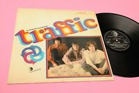 TRAFFIC LP SAME TITLE 1°ST ORIG ITALY 1968 DEBUT 1° DISCO DIFFERNT LAMIANTED COV
