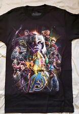 Marvel Avengers Group Thano End Game movie 2019  Men's T-Shirt