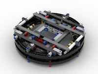 New Genuine Lego Technic turn table from set 42082