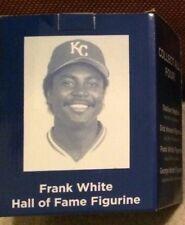 FRANK WHITE #20 H.O.F STATUE FIGURINE KANSAS CITY ROYALS NIB SGA 08/08/2009