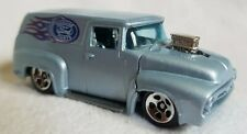 1999 Hot Wheels 1956 FORD PANEL TRUCK First Editions 22/26 [Blue Silver], LOOSE