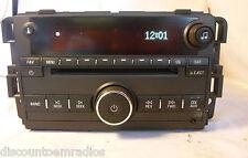 07 08 Pontiac Torrent Radio Cd Player 25887901 C13032