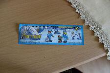 Ü-Ei BPZ Beipackzettel 2000 Ferraerport Kleiner Außerirdischer mit Flugbegleiter