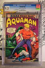 Aquaman #31 CGC 9.2 Nick Cardy cover 1967 Low Pop