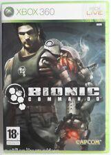 jeu BIONIC COMMANDO pour xbox 360 game francais action spiel juego spil  #1