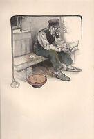 1901 Studio Aufdruck ~ The Brief Von G.Dupuis