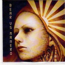 (EE176) Bear VS Manero, The Bifacial EP - 2013 DJ CD