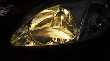 HALO SOLARIS YELLOW H3 FOGLIGHT BULBS 3000K TWIN PACK FOG LIGHT BULB NEW JDM