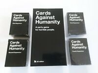 Cards Against Humanity UK Plus Expansions 1 To 4