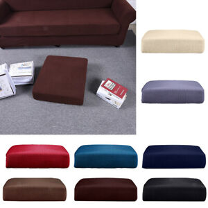 Stretch Sofa Seat Cushion Cover Lounge Slipcover Replacement Anti-Slip