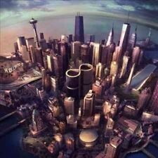 Foo Fighters Sonic Highways CD 2011 Roswell Gate Fold Cover MINT