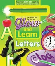 NEW - GLOW & LEARN LETTERS (Glow and Learn) by Hinkler Studios