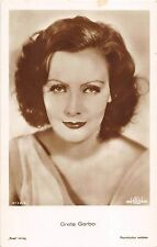 Greta Garbo Collectable Postcards