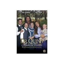 Dr Quinn Medicine Woman Complete Ssn6 0733961209785 With Joe Lando DVD Region 1