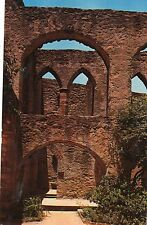 postcard USA Texas    Monk's Quarters San Jose Mission  San Antonio unposted