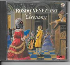 CD ALBUM 12 TITRES--RONDO VENEZIANO--CASANOVA--1985