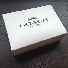 "COACH GIFT BOX - SMALL 6.5 x 4.5 x 2"""