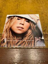 Mariah Carey Boy EU Single