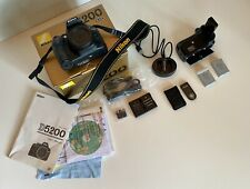 Nikon D5200 Camera With Accessories