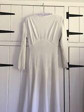 Vintage 30s Wedding Dress S