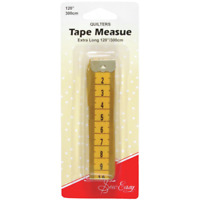 Metric /& Imperial 150cm x 20mm Tailors Dressmaking Hemline Deluxe Tape Measure