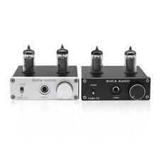 Mini Audio Portable Amplifier Board 6K4 Vacuum Tube Headphone NE5532 Op Amp