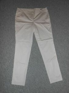 20 153/4 IWIE Gruppo Coin Sommer Chino Hose Ital. Gr. 42 dt. Gr. 36 creme CHIC
