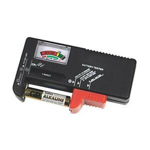 Universal Battery Tester Checker AA, AAA, 9V PP3, 4SR44 (6V) 1.5V Button Cells