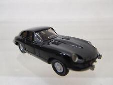 Eso-3581 wiking 1:87 Jaguar E-type noir très bon état
