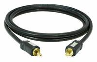 5m Digital Koaxial Audiokabel, Subwoofer-Kabel, mehrfach geschirmt MS5.0