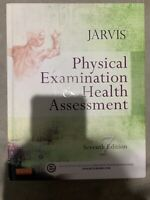 Jarvis Physical Examination and Health Assessment 7th edition