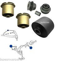 FITS LEXUS LS430 CELSIOR FRONT LOWER TOP CONTROL ARM FRONT & REAR BUSHES KIT
