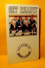 CD Get Ready! Go For It! Limited Edition 14TR Vlaamse Pop Euro House MEGA RARE !