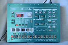 Korg EA1MKII EA1MK2 Electribe A Analog Modeling Synth w/ power supply