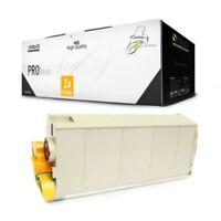 MWT Pro Cartuccia Giallo Per OKI C-7300-DXN C-7500-DXN C-7550-HDN C-7500-HDN