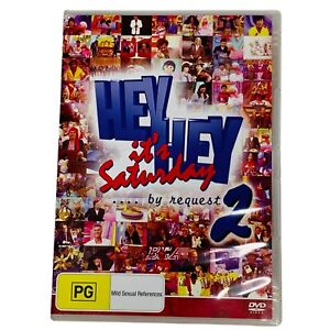 Hey Hey It's Saturday - By Request Vol 2 (DVD) PAL Region 4 RARE