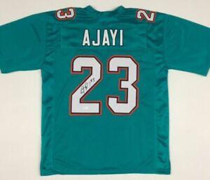 Jay Ajayi Signed Miami Dolphins Jersey (JSA) Pro Bowl Running Back 2016