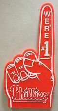 Philadelphia Phillies Foam Finger - #1 Fan - NEW
