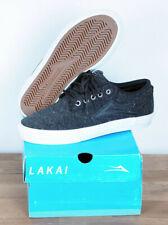 Lakai Footwear Skate Schuhe Shoes Griffin Black Textile 5/37