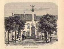 Krefeld-Cornelius de Greiff-MONUMENTO-legno chiave presso spamer 1882