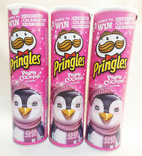 3 x NEW Pringles Prawn Cocktail Limited Winter Edition Potato Chips 200g 7oz