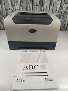 Brother HL-5240 Workgroup Laser Printer Working Read Description