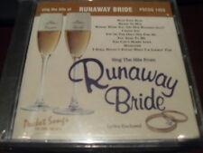 Pocket Songs Karaoke Disc Pscdg 1453 Runaway Bride Cd+G Multiplex